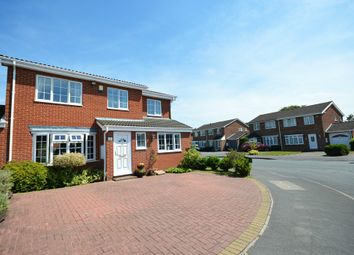 Thumbnail 4 bed detached house for sale in Luddington Road, Solihull