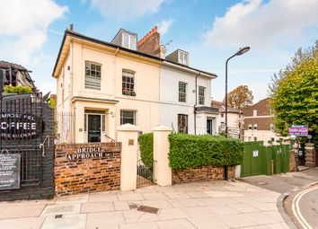 Thumbnail 2 bed flat for sale in Bridge Approach, Primrose Hill