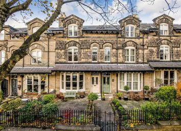 Thumbnail 4 bed terraced house for sale in Studley Road, Harrogate, North Yorkshire