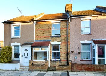 Thumbnail 3 bedroom terraced house for sale in Alfred Road, Gravesend, Kent