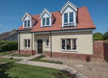 Thumbnail 3 bed property for sale in Mildenhall Road, West Row, Bury St. Edmunds