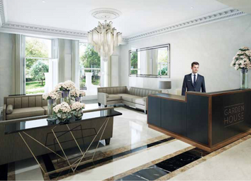 Thumbnail 2 bed flat for sale in Kensington, Garden House, London