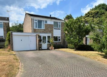 Thumbnail 3 bed detached house for sale in Warren Rise, Frimley, Camberley, Surrey