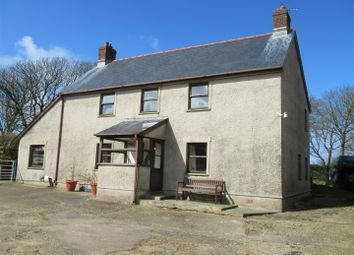 Thumbnail 5 bed farm for sale in Clawddcam, Mathry, Haverfordwest
