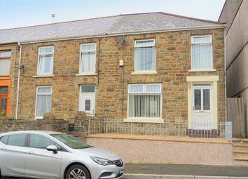 Thumbnail 3 bed end terrace house for sale in Picton Street, Nantyffyllon, Maesteg, Mid Glamorgan