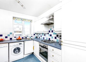 Thumbnail 2 bed flat to rent in Blandford Court, 4-6 Brondesbury Park, London