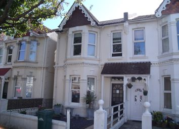 Thumbnail 3 bed semi-detached house to rent in St Leonards Road, Hove