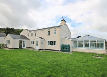 Thumbnail 4 bed detached house for sale in Glen Tramman, Ramsey, Isle Of Man