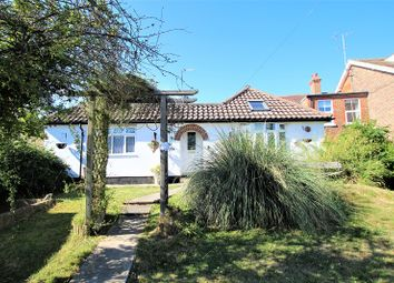 Thumbnail 4 bedroom detached bungalow for sale in Morton Road, East Grinstead, West Sussex.