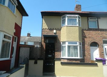 Thumbnail 2 bed terraced house for sale in Witton Road, Liverpool