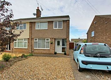 Thumbnail 3 bed semi-detached house for sale in Kerry Drive, Kirk Ella, Hull
