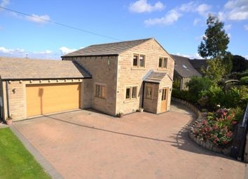 Thumbnail 4 bed detached house for sale in Holmfirth Road, Shepley, Huddersfield