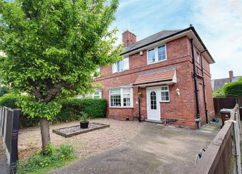 Thumbnail 3 bedroom semi-detached house for sale in Rempstone Drive, Highbury Vale, Nottingham