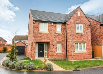 Thumbnail 4 bed detached house for sale in Ryton Gardens, Bulkington, Bedworth