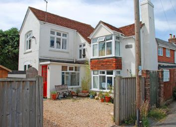 Thumbnail 3 bed detached house to rent in Lymington, Hampshire