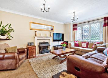 Thumbnail 3 bed detached house for sale in Woburn Close, Hailsham