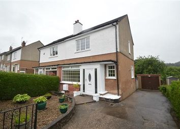 Thumbnail 2 bed semi-detached house for sale in Allander Road, Bearsden, Glasgow