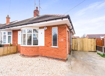 Thumbnail 2 bed semi-detached bungalow for sale in Dorothy Avenue, Skegness