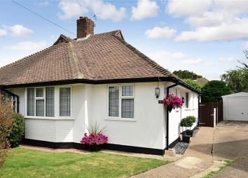 Thumbnail 3 bed semi-detached bungalow for sale in Oakley Gardens, Banstead, Surrey
