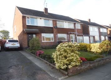 Thumbnail 3 bedroom semi-detached house for sale in Ettington Road, Mount Nod, Coventry