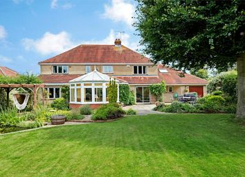Thumbnail 4 bed detached house for sale in Badgeworth, Cheltenham, Gloucestershire