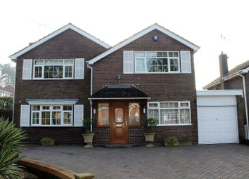 Thumbnail 4 bed detached house for sale in Northgate Close, Kidderminster