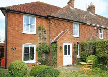 Thumbnail 3 bed terraced house for sale in Court Road, Bossingham, Canterbury