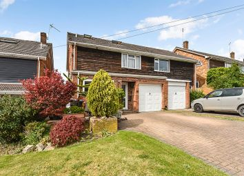 Thumbnail 4 bed semi-detached house for sale in Picton Road, Andover