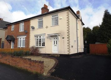 Thumbnail 3 bed semi-detached house for sale in Marriott Rd, Dudley, West Midlands
