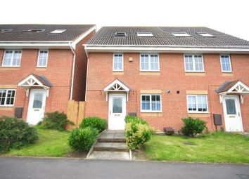Thumbnail 3 bed town house for sale in Ingleby Moor Crescent, Darlington