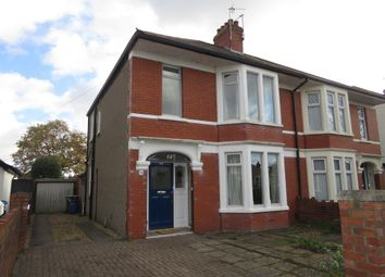 Thumbnail 3 bed semi-detached house for sale in Manor Rise, Whitchurch, Cardiff