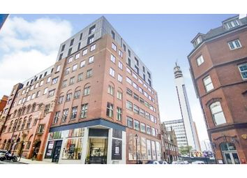 Thumbnail 1 bed flat for sale in 61 Cornwall Street, Birmingham