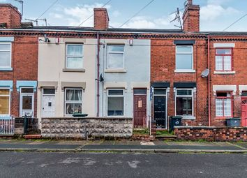 Thumbnail 2 bed terraced house to rent in Edge Street, Stoke-On-Trent
