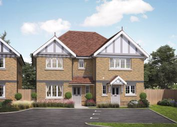 Thumbnail 2 bed semi-detached house for sale in St. Francis Road, Maidenhead