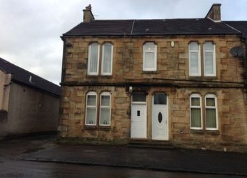 Thumbnail 1 bed flat for sale in Victoria Street, Larkhall