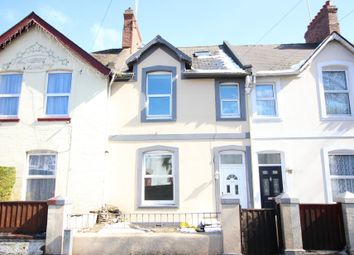 Thumbnail 5 bed terraced house for sale in Lymington Road, Torquay