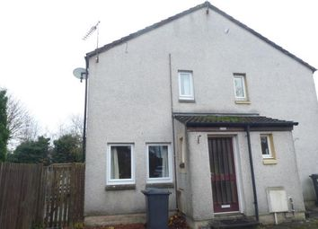 Thumbnail 1 bed end terrace house to rent in Gillbrae, Dumfries