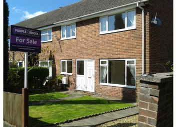 Thumbnail 2 bed end terrace house for sale in Heathrow, Madeley Heath