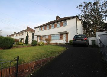 Thumbnail 3 bedroom semi-detached house for sale in Abbey Park, Bangor