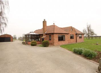 Thumbnail 4 bed detached bungalow for sale in Hodsock Lane, Carlton-In-Lindrick, Worksop, Nottinghamshire