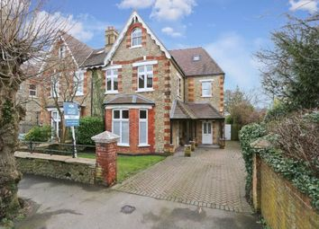 Thumbnail 5 bed semi-detached house to rent in Holmesdale Road, Sevenoaks