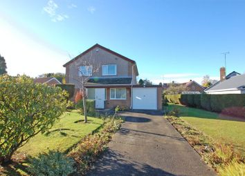 Thumbnail 4 bedroom detached house for sale in Whinfell Road, Ponteland, Newcastle Upon Tyne