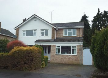 Thumbnail 4 bed detached house for sale in Meadow Road, Wolston, Coventry