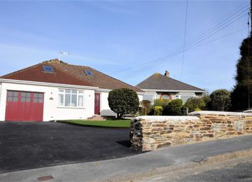 Thumbnail 3 bed detached bungalow for sale in Clinton Close, Bude, Cornwall