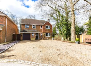 Thumbnail 4 bedroom detached house for sale in Manor Gardens, Walderslade, Chatham, Kent