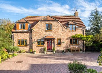 Thumbnail 4 bed detached house for sale in Willow Garth, Ferrensby, Knaresborough, North Yorkshire