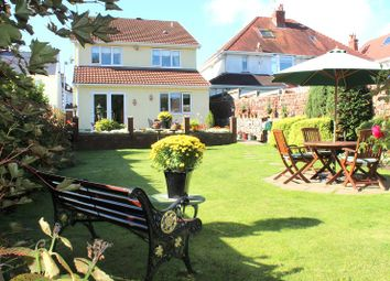 Thumbnail 4 bed detached house for sale in Newton Road, Newton, Swansea, West Glamorgan.