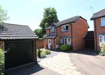 Thumbnail 3 bed detached house for sale in Benedict Close, Romsey, Hampshire