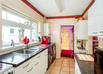 Thumbnail 1 bed semi-detached bungalow for sale in Dale Valley Road, Oakdale, Poole