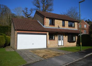 Thumbnail 4 bed detached house for sale in Orchard Close, Haslemere